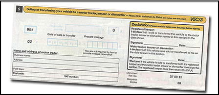 how to change your address on your vehicle registration
